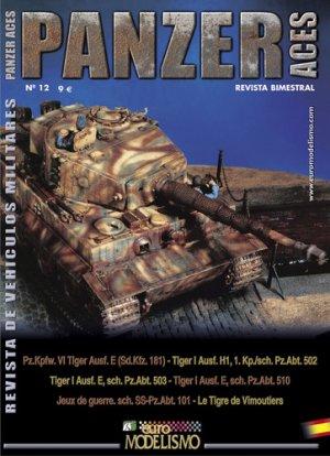 Panzer Aces nº 12  (Vista 1)