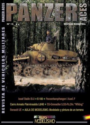 Panzer Aces nº 13  (Vista 1)