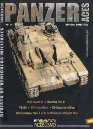 Panzer Aces nº 14  (Vista 1)