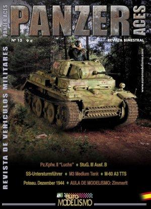 Panzer Aces Nº 15  (Vista 1)