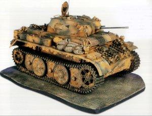 Panzer Aces Nº 15  (Vista 2)
