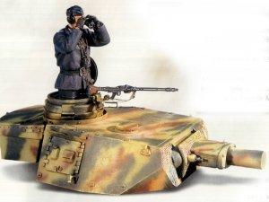 Panzer Aces Nº 15  (Vista 4)