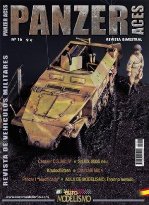 Panzer Aces nº 16 - Ref.: ACCI-PAN016