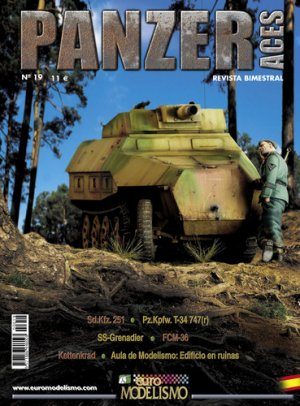 Pancer Aces nº 19 - Ref.: ACCI-PAN019