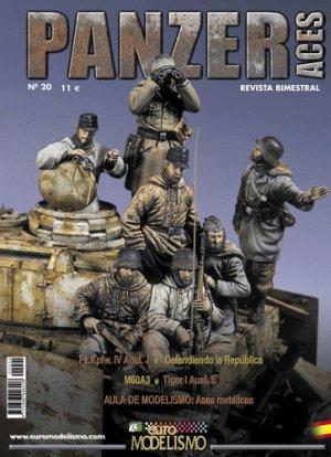 Panzer Aces Nº 20  (Vista 1)