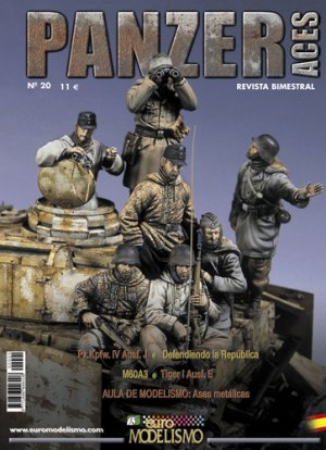 Panzer Aces Nº 20 - Ref.: ACCI-PAN020