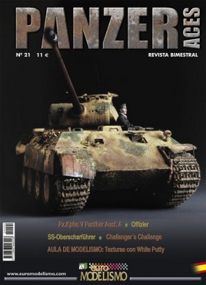 Panzer Aces nº 21  (Vista 1)