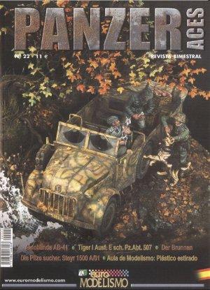 Panzer Aces nº 22  (Vista 1)