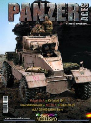 Panzer Aces Nº 23 - Ref.: ACCI-PAN023