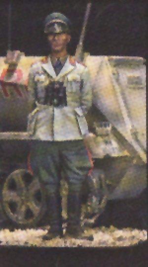 Panzer Aces Nº 23  (Vista 6)