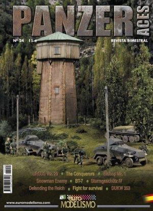 Panzer Aces nº 24  (Vista 1)