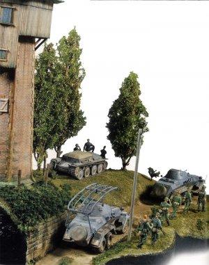 Panzer Aces nº 24  (Vista 3)