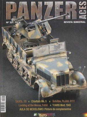 Panzer Aces Nº 25  (Vista 1)