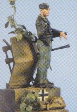 Panzer Aces Nº 25  (Vista 6)