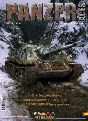Panzer Aces Nº 27  (Vista 1)