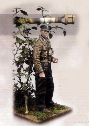 Panzer Aces Nº 28  (Vista 5)