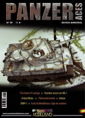 Panzer Aces Nº 29  (Vista 1)