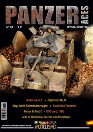 Panzer Aces Nº 30  (Vista 1)