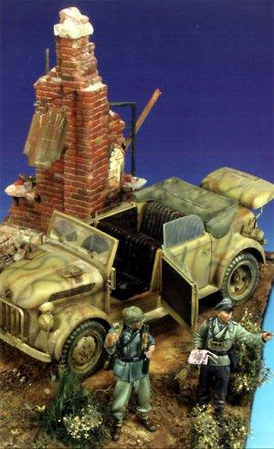 Panzer Aces Nº 30  (Vista 4)