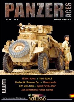 Panzer Aces Nº 31   (Vista 1)