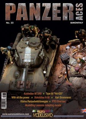 Panzer Aces nº 32  (Vista 1)