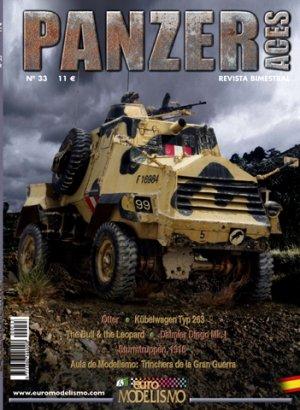 Panzer Aces Nº 33 - Ref.: ACCI-PAN033