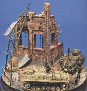 Panzer Aces Nº 34  (Vista 3)