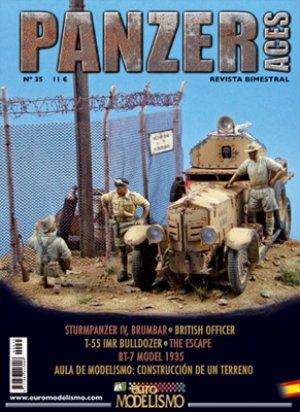 Panzer Aces Nº 35  (Vista 1)