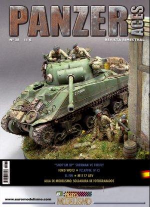 Panzer Aces Nº 38   (Vista 1)