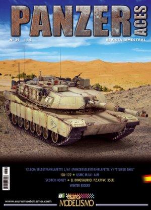 Panzer Aces Nº 39  (Vista 1)