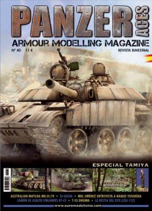 Panzer Aces Nº 40  (Vista 1)
