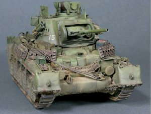 Panzer Aces Nº 40  (Vista 5)