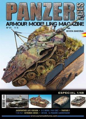 Panzer Aces Nº 41  (Vista 1)