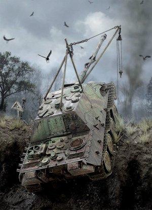 Panzer Aces Nº 41  (Vista 2)