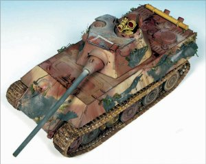 Panzer Aces Nº 41  (Vista 4)