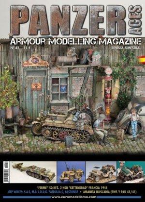 Panzer Aces Nº 42  (Vista 1)