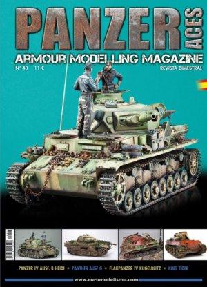 Panzer Aces Nº 43  (Vista 1)