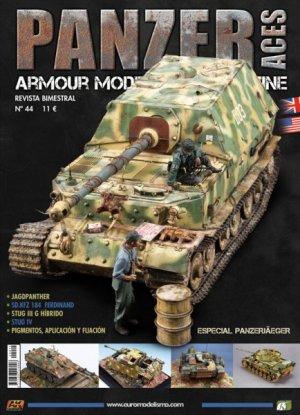 Panzer Aces Nº 44  (Vista 1)