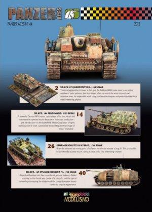 Panzer Aces Nº 44  (Vista 2)