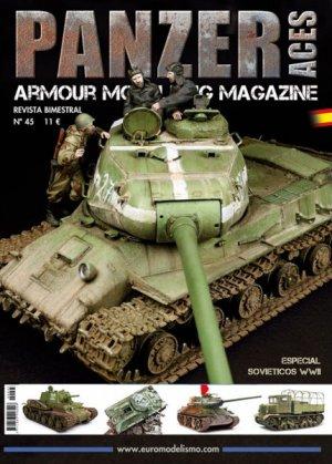 Panzer Aces Nº 45  (Vista 1)