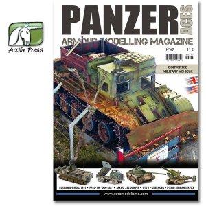Panzer Aces Nº 47  (Vista 1)