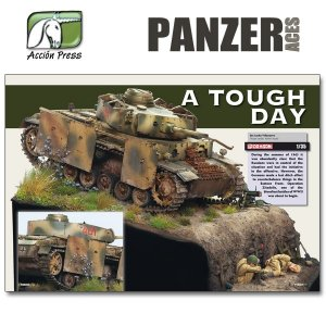 Panzer Aces Nº 48  (Vista 2)