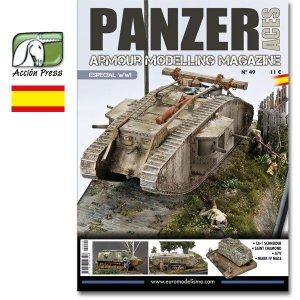Panzer Aces Nº 49  (Vista 1)