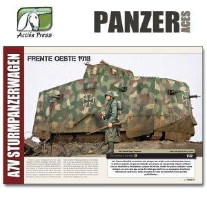 Panzer Aces Nº 49  (Vista 2)