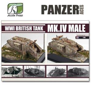 Panzer Aces Nº 49  (Vista 4)