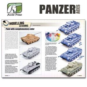 Panzer Aces Nº 50  (Vista 4)