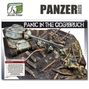 Panzer Aces Nº 50  (Vista 5)