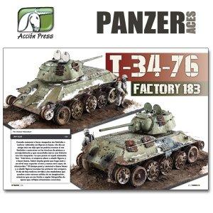 Panzer Aces Nº 51  (Vista 4)
