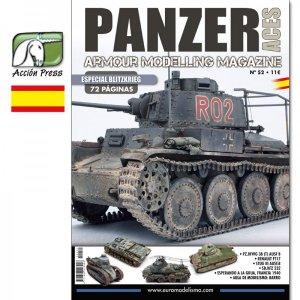 Panzer Aces Nº 52  (Vista 1)