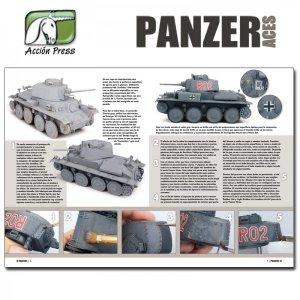 Panzer Aces Nº 52  (Vista 2)